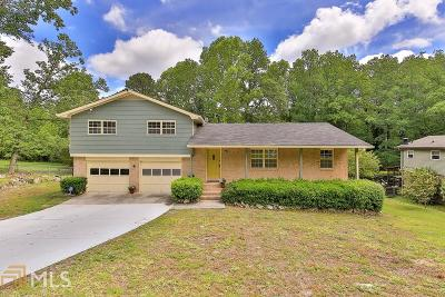 Snellville Single Family Home New: 2816 Hickory Cir
