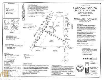 Douglas County Single Family Home New: 4947 Stewart Mill Rd