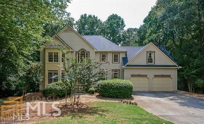Lawrenceville Single Family Home New: 500 Woodbrook Way