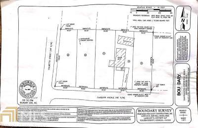 Atlanta Residential Lots & Land New: 4131 SW Fairburn Ave