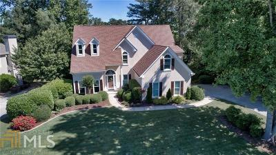 Suwanee Single Family Home New: 6105 Olde Atlanta Parkway