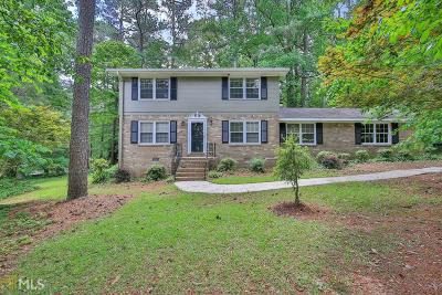 Snellville Single Family Home New: 2261 Sussex Ct