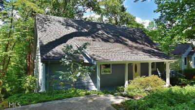 Gainesville Single Family Home New: 3331 Little Cir
