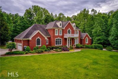 Dawson County Single Family Home New: 147 Concord Dr