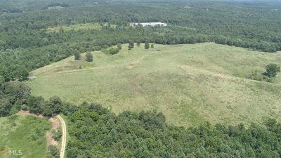 Banks County Farm For Sale: Shady Grove Rd #Tract 2