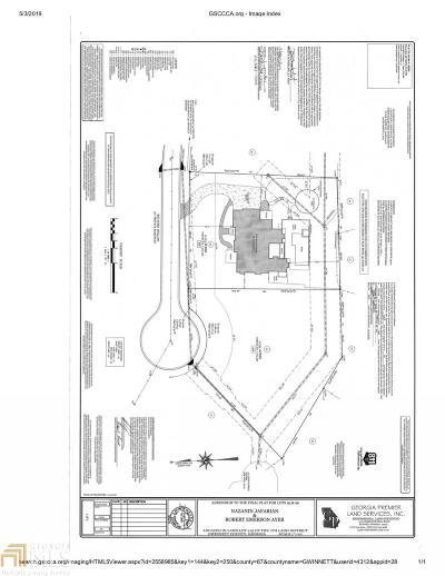 Gwinnett County Residential Lots & Land New: 908 Big Horn Hollow