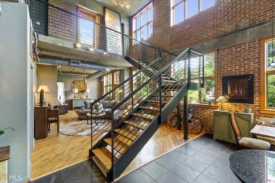 Glen Iris Lofts Condo/Townhouse For Sale: 640 Glen Iris Dr #Unit 610