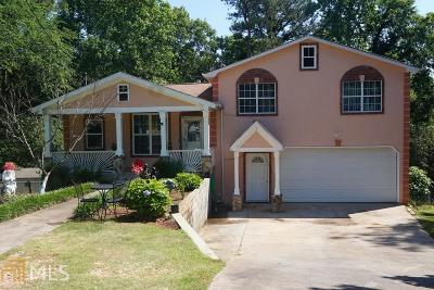 Conyers Single Family Home New: 1828 NW Crestridge Circle