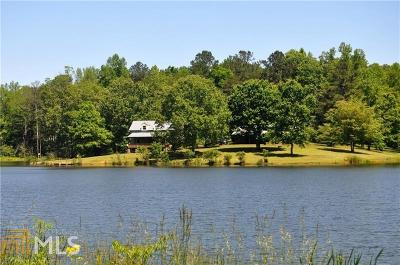 Fulton County, Cherokee County, Forsyth County, Bartow County, Gordon County, Coweta County, Fayette County, Rockdale County, Walton County, Newton County, Hall County, Gwinnett County, Floyd County, Polk County, Paulding County, Cobb County, Pickens County, Fannin County, Gilmer County Single Family Home For Sale: 6000 Salacoa Rd