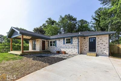 Decatur Single Family Home New: 2271 Marion Cir