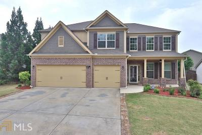 Acworth Single Family Home New: 322 Liberty Dr