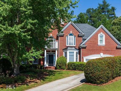 Johns Creek Single Family Home For Sale: 12445 Magnolia Cir