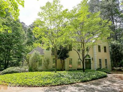 Newnan Single Family Home New: 50 Springwater Chase