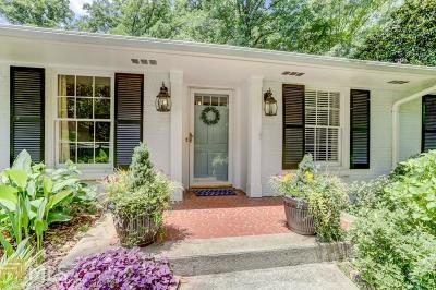 Sandy Springs Single Family Home For Sale: 6150 River Shore Pkwy