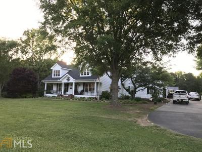 Good Hope Single Family Home For Sale: 3010 Marion Ivie Rd