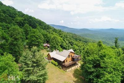 Lumpkin County Single Family Home For Sale: 2064 Cooper Gap Rd