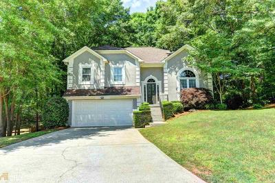 Suwanee Single Family Home New: 6150 Westminster Green