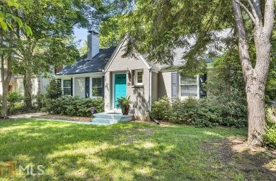Atlanta Single Family Home New: 28 Candler Rd