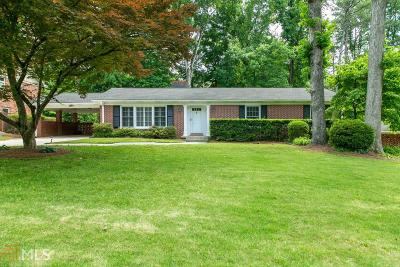 Decatur Single Family Home New: 2377 Heather Dr