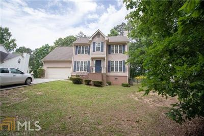 Loganville Single Family Home New: 2370 Emerald Dr