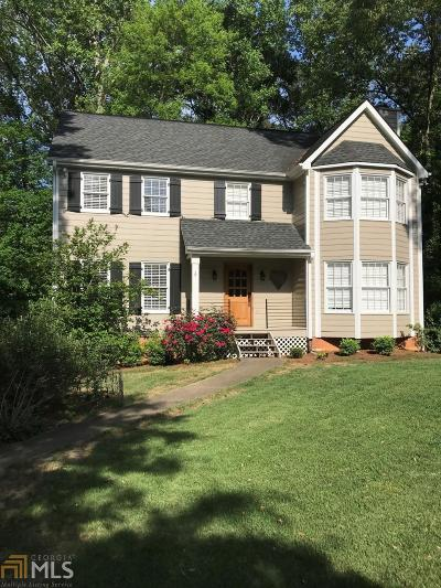 Marietta Single Family Home New: 1820 Wicks Trce