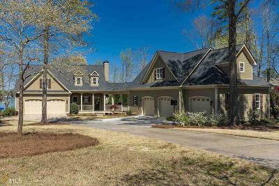 Greensboro, Eatonton Single Family Home For Sale: 156 Collis Cir
