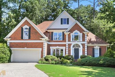 Marietta Single Family Home New: 3944 Summer Breeze Ct