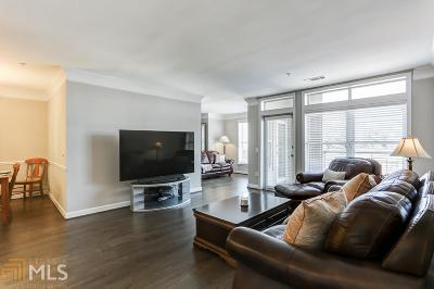 Single Family Home For Sale: 3334 Peachtree Rd #407