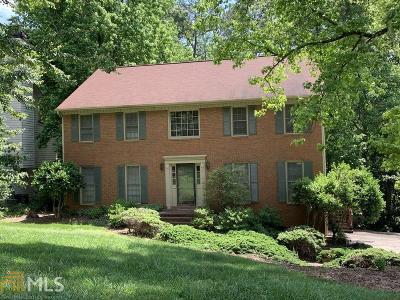 Marietta Single Family Home New: 491 Guilford Cir