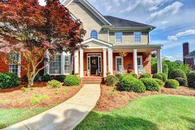 Alpharetta Single Family Home New: 310 Cotton Field Way