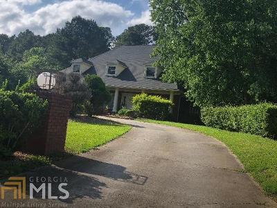 Fayetteville Single Family Home For Sale: 140 Victoria
