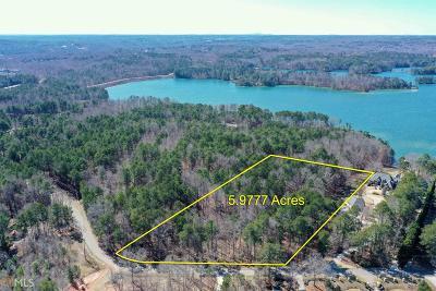 Gwinnett County Residential Lots & Land New: 6474 Garrett Rd