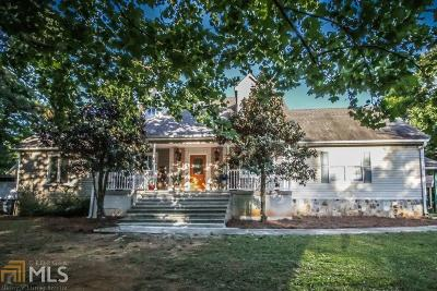 Locust Grove Single Family Home New: 327 Annie Ln