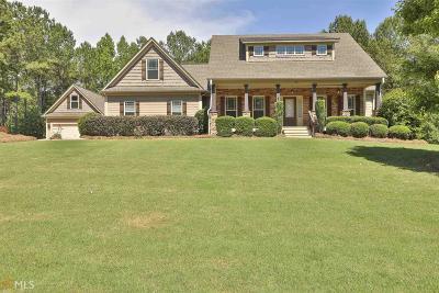 Senoia Single Family Home New: 31 Magnolia Place Ln