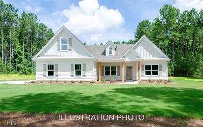Newnan Single Family Home New: Smokey Rd