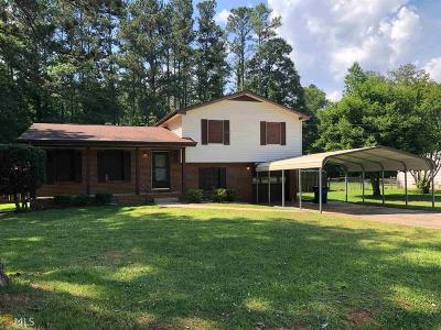Conyers Single Family Home New: 3131 Goode Rd