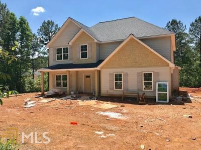 Troup County Single Family Home For Sale: 3101 Mountville Hogansville Rd