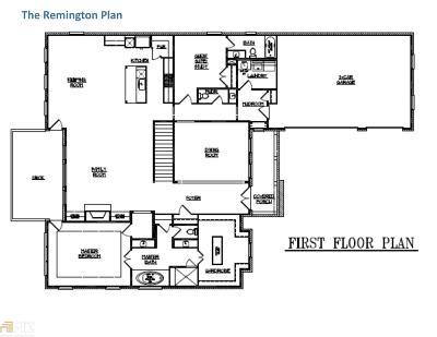 Canton Single Family Home New: 425 Ridgemoor Pass