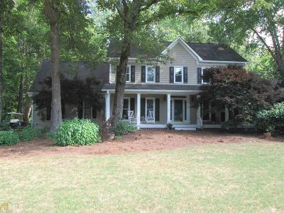 Peachtree City GA Single Family Home For Sale: $379,900