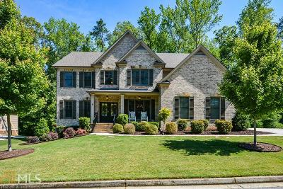 Kennesaw Single Family Home Under Contract: 3512 Sutters Pond Run