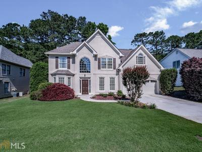 Lawrenceville Single Family Home Under Contract: 420 Chandler Pond Dr