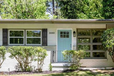 Decatur Single Family Home New: 3080 Santa Monica Dr