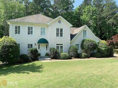 Peachtree City GA Single Family Home For Sale: $417,500