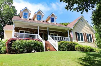 Gainesville Single Family Home New: 8490 Anchor On Lanier Ct. #27
