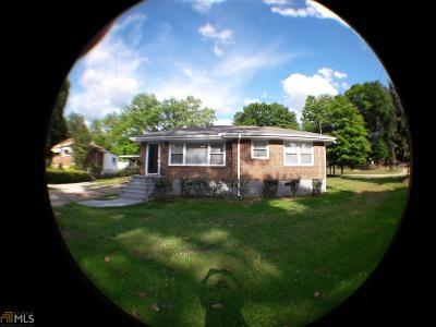 Clayton County Single Family Home New: 5512 Ash St