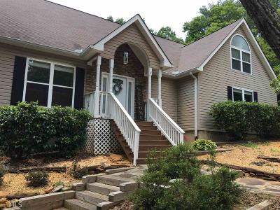 Habersham County Single Family Home New: 135 Highlands Dr