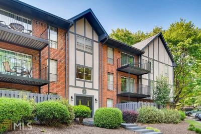 Sandy Springs Condo/Townhouse New: 6851 Roswell Rd #F-30