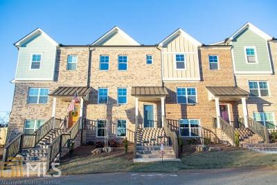 Lawrenceville Condo/Townhouse New: 236 Panther Point Ln #5