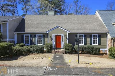 Decatur Condo/Townhouse New: 1486 Brianwood Rd