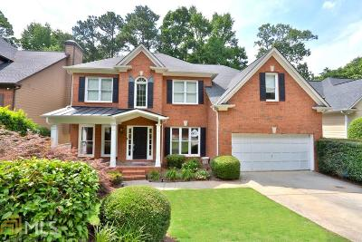 Alpharetta Single Family Home New: 1020 Compass Pointe Chase Pointe